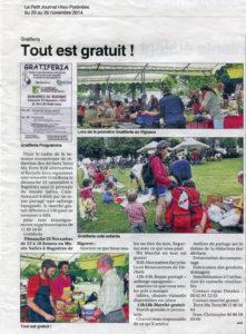 2014 11 _ Le Petit Journal Hautes Pyrénées